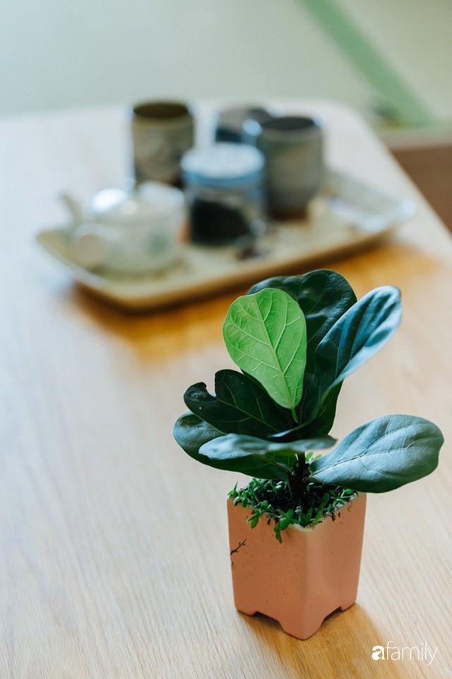 Căn hộ nhỏ thiết kế theo phong cách Nhật của cặp vợ chồng trẻ yêu thích cuộc sống an yên ở Hà Nội - Ảnh 25.