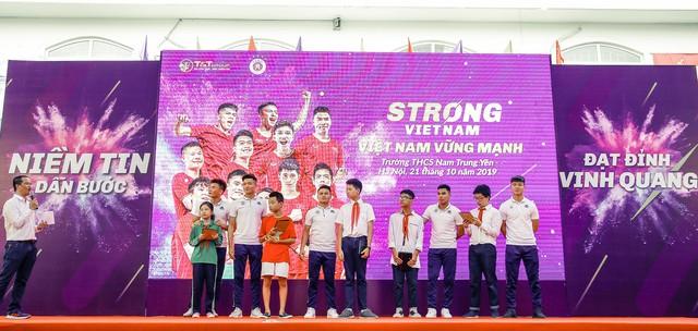Strong Vietnam 2019 khép lại với nhiều cảm xúc - Ảnh 4.