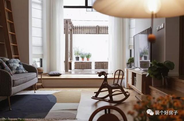 Cặp vợ chồng trẻ khiến nhiều người thán phục khi cải tạo nhà 32m² thành không gian sống đẹp tiện nghi - Ảnh 9.
