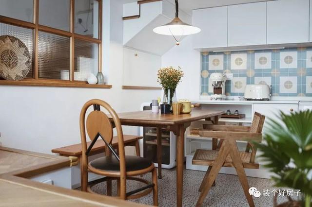 Cặp vợ chồng trẻ khiến nhiều người thán phục khi cải tạo nhà 32m² thành không gian sống đẹp tiện nghi - Ảnh 10.
