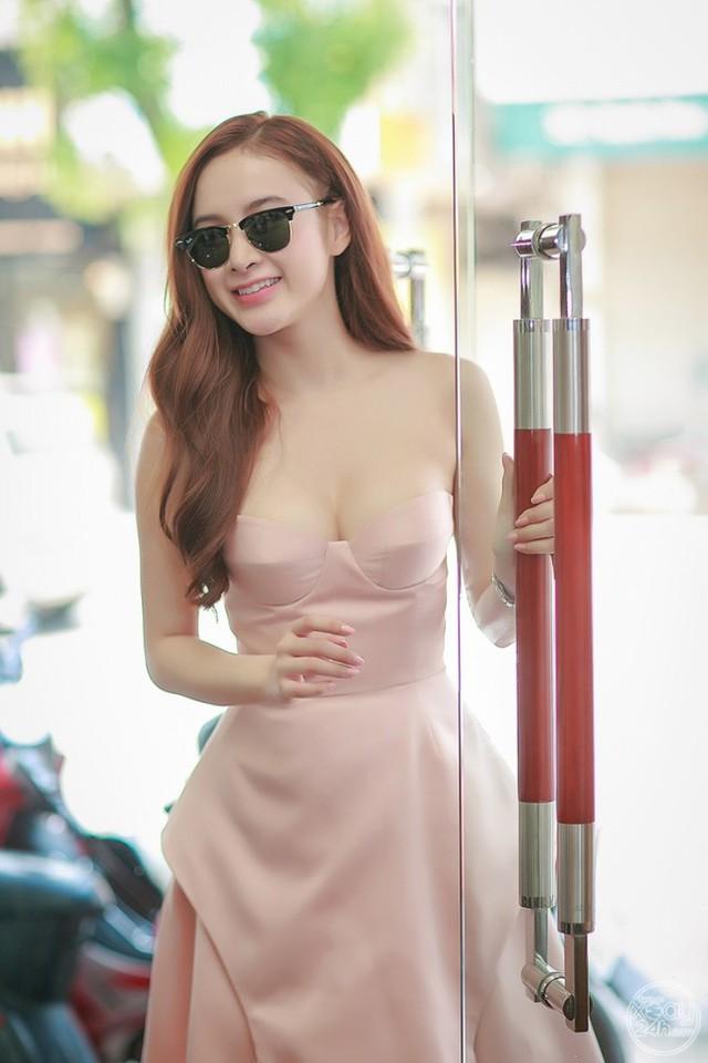 Mỹ nhân Việt cùng diện váy quây ngực: Người lên hương, kẻ thảm họa - Ảnh 5.