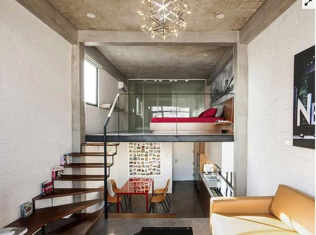 Nhà Sài Gòn lên mỗi tầng như đi du lịch nước khác  - Ảnh 6.