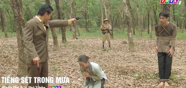 Tiếng sét trong mưa tập 43: Chồng giết con, Thị Bình giấu sự thật - Ảnh 1.