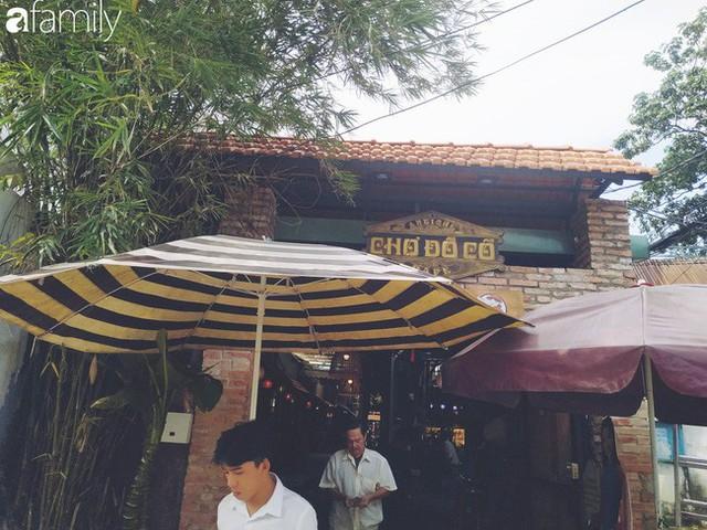 Lạc vào chợ đồ cổ Cao Minh, phiên chợ 1 tuần mở 1 lần - nơi buôn bán hoài niệm và tìm về hồi ức giữa lòng Sài Gòn - Ảnh 1.