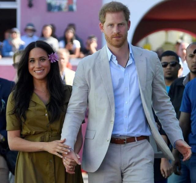 Biệt danh đáng yêu Meghan Markle đặt cho Hoàng tử Harry - Ảnh 2.