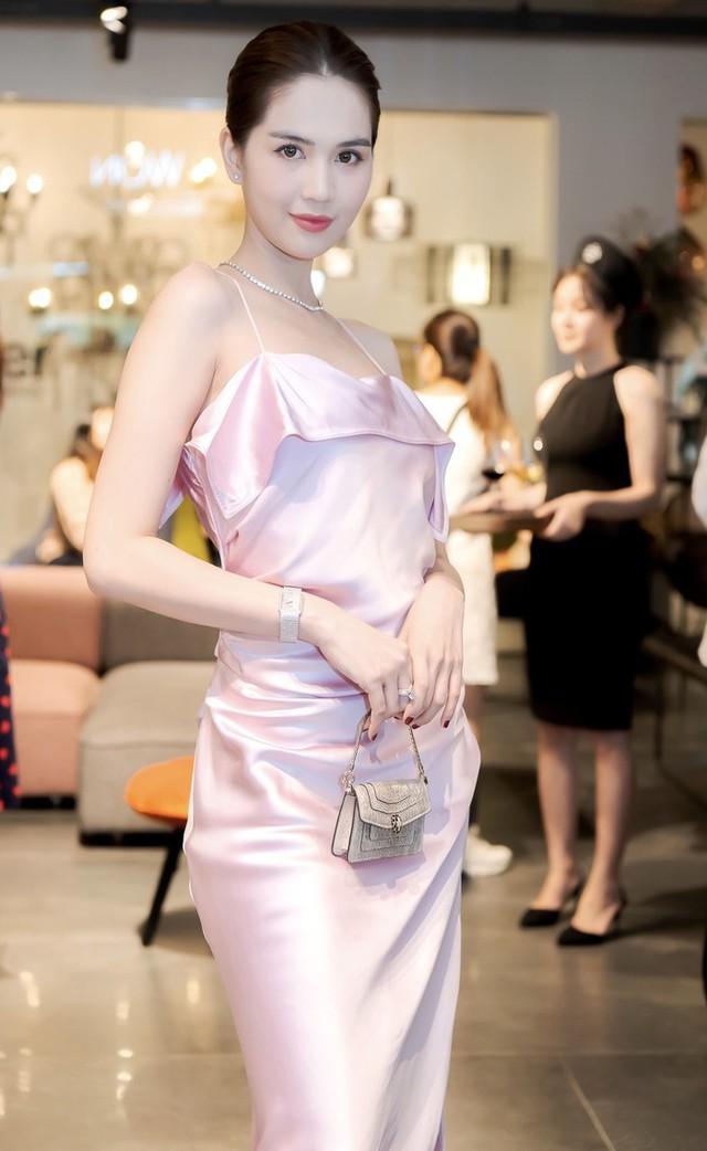 Cùng là váy lụa nhưng chỉ cần Midu khéo chọn thì sẽ hoàn hảo, tiếc là cô không biết đến 4 tips này sớm hơn - Ảnh 13.