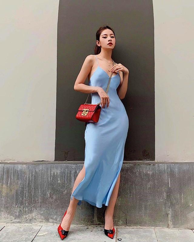 Cùng là váy lụa nhưng chỉ cần Midu khéo chọn thì sẽ hoàn hảo, tiếc là cô không biết đến 4 tips này sớm hơn - Ảnh 16.