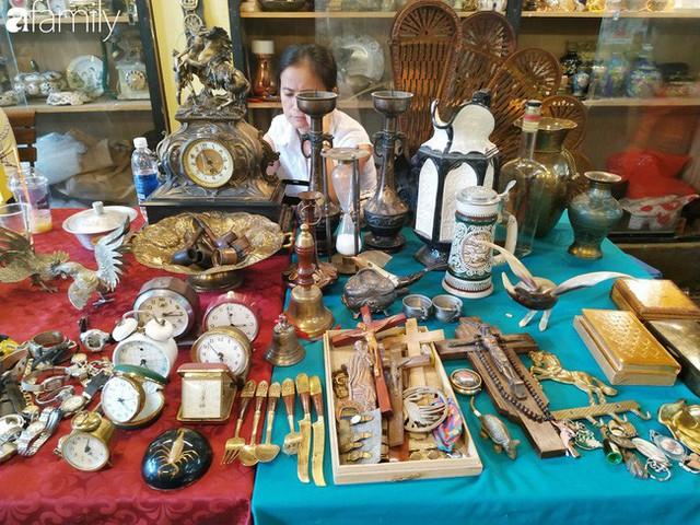 Lạc vào chợ đồ cổ Cao Minh, phiên chợ 1 tuần mở 1 lần - nơi buôn bán hoài niệm và tìm về hồi ức giữa lòng Sài Gòn - Ảnh 17.