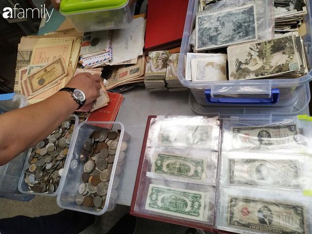 Lạc vào chợ đồ cổ Cao Minh, phiên chợ 1 tuần mở 1 lần - nơi buôn bán hoài niệm và tìm về hồi ức giữa lòng Sài Gòn - Ảnh 21.