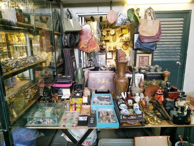 Lạc vào chợ đồ cổ Cao Minh, phiên chợ 1 tuần mở 1 lần - nơi buôn bán hoài niệm và tìm về hồi ức giữa lòng Sài Gòn - Ảnh 25.