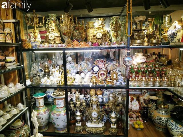 Lạc vào chợ đồ cổ Cao Minh, phiên chợ 1 tuần mở 1 lần - nơi buôn bán hoài niệm và tìm về hồi ức giữa lòng Sài Gòn - Ảnh 26.