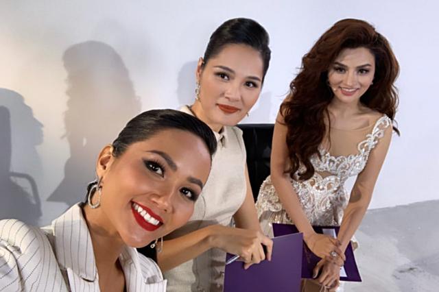 HHen Niê trở lại với Hoa hậu Hoàn vũ Việt Nam 2019 - Ảnh 1.