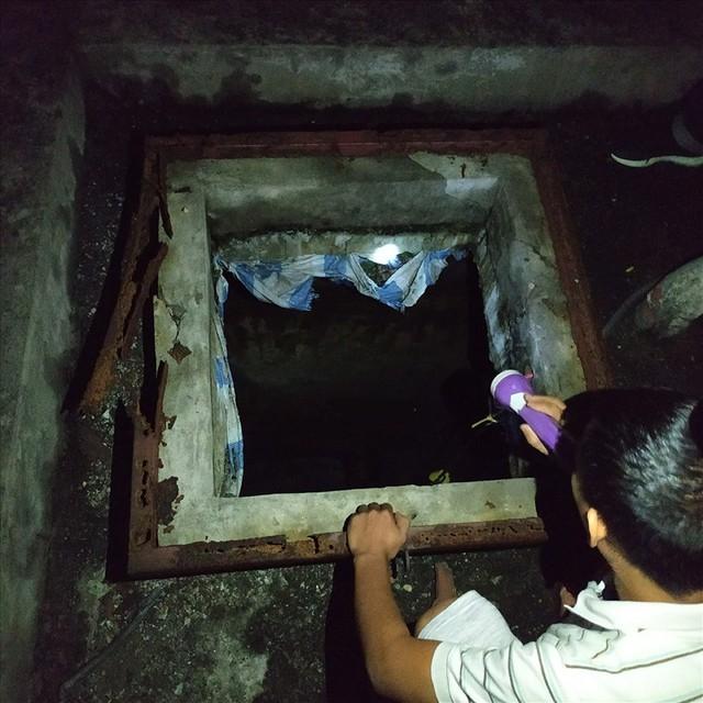 Đừng quên làm điều này để tránh chết oan khi thau rửa bể ngầm - Ảnh 1.