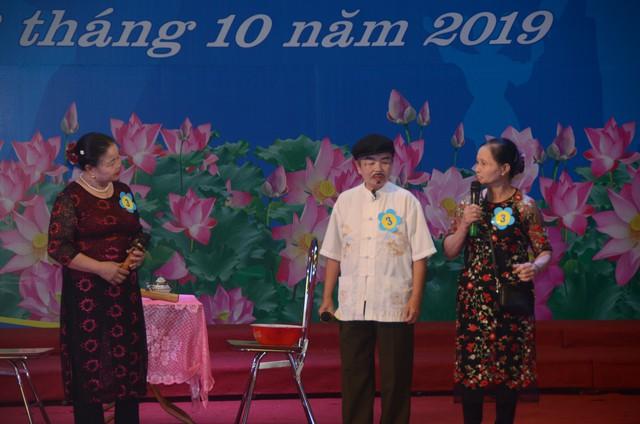 Hà Nam tổ chức Hội thi người cao tuổi sống vui sống khỏe, tích cực tuyên truyền về chính sách dân số - Ảnh 5.