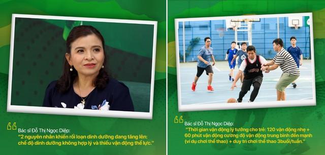 Dạy con toàn diện qua việc tập thể thao: Chuyên gia giải đáp nhiều băn khoăn của cha mẹ Việt - Ảnh 2.