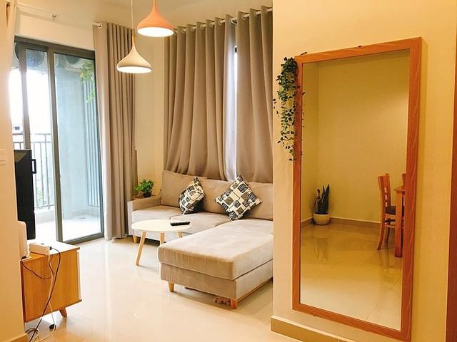 Nữ giám đốc 9X tự thiết kế căn hộ với chi phí 220 triệu đồng - Ảnh 2.