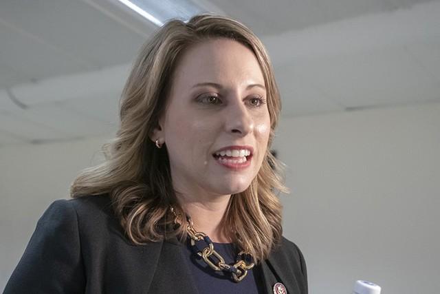 Nữ nghị sĩ Mỹ bị điều tra vì cáo buộc quan hệ bất chính với cấp dưới - Ảnh 1.