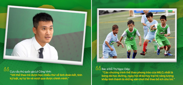 Dạy con toàn diện qua việc tập thể thao: Chuyên gia giải đáp nhiều băn khoăn của cha mẹ Việt - Ảnh 4.