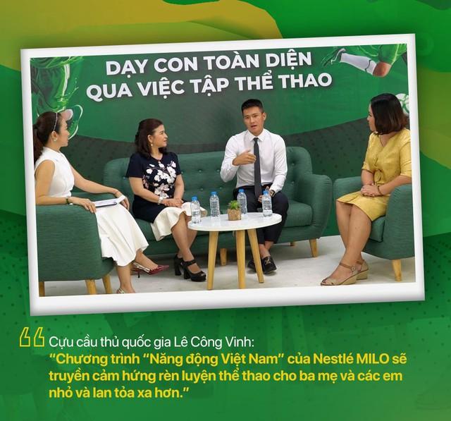 Dạy con toàn diện qua việc tập thể thao: Chuyên gia giải đáp nhiều băn khoăn của cha mẹ Việt - Ảnh 5.