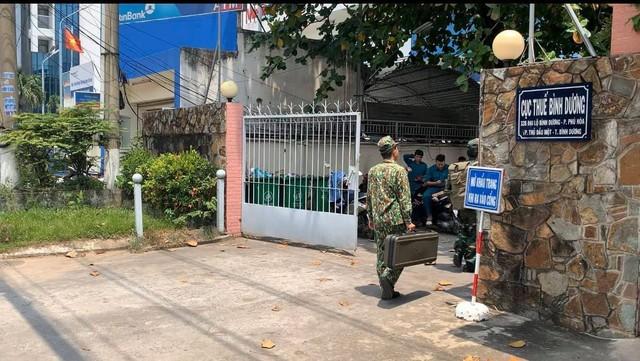 Khởi tố bị can trong vụ án Khủng bố nhằm chống chính quyền nhân dân xảy ra tại Cục Thuế tỉnh Bình Dương - Ảnh 1.