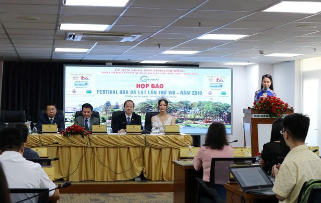 Festival Hoa Đà Lạt 2019 sẽ diễn ra từ ngày 20-24/12 - Ảnh 1.