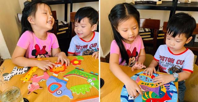 Giúp trẻ phát triển trí tuệ bằng đồ chơi thông minh? - Ảnh 1.