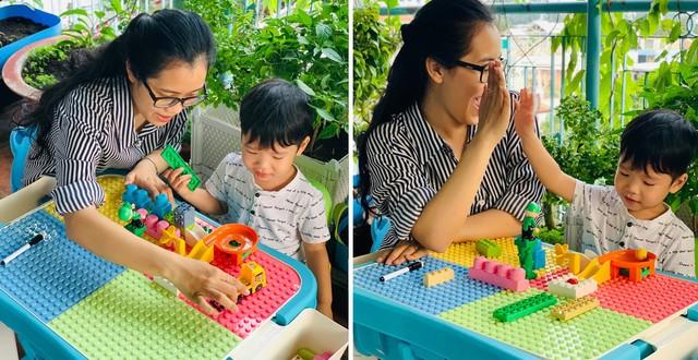 Giúp trẻ phát triển trí tuệ bằng đồ chơi thông minh? - Ảnh 2.
