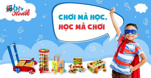 Giúp trẻ phát triển trí tuệ bằng đồ chơi thông minh? - Ảnh 3.