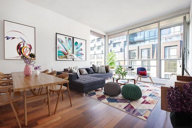 Thiết kế nội thất phù hợp giúp cho căn hộ 54m² có tổng chi phí 145 triệu đồng - Ảnh 3.