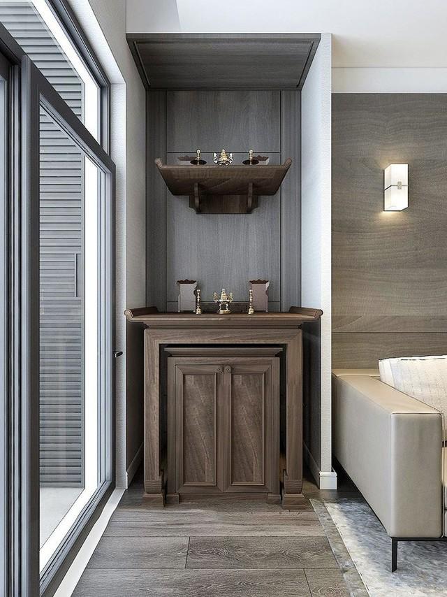 Thiết kế nội thất phù hợp giúp cho căn hộ 54m² có tổng chi phí 145 triệu đồng - Ảnh 4.