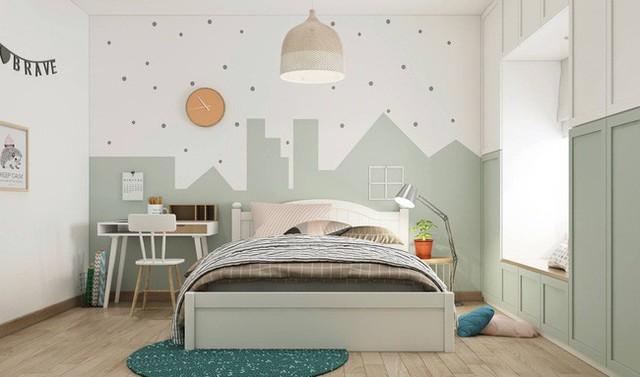 Thiết kế nội thất phù hợp giúp cho căn hộ 54m² có tổng chi phí 145 triệu đồng - Ảnh 8.