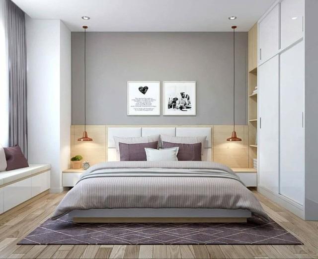 Thiết kế nội thất phù hợp giúp cho căn hộ 54m² có tổng chi phí 145 triệu đồng - Ảnh 10.