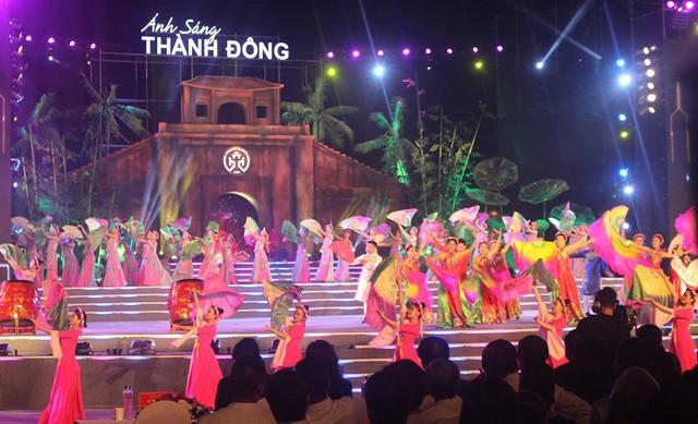 Vị khách đặc biệt xuất hiện tại Lễ hội đường phố Hải Dương - Ảnh 1.