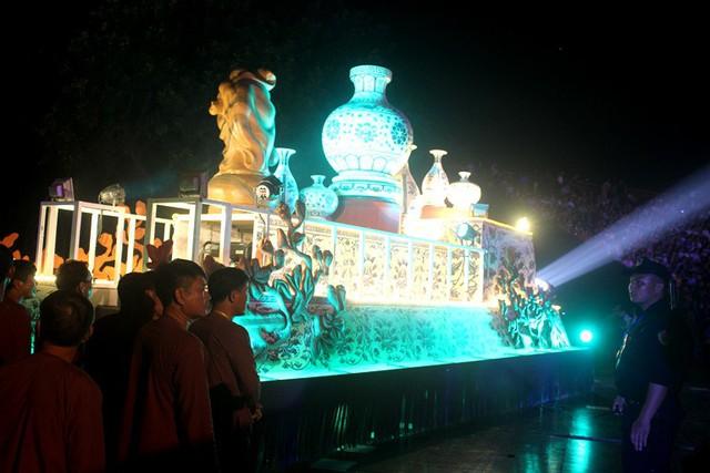Vị khách đặc biệt xuất hiện tại Lễ hội đường phố Hải Dương - Ảnh 6.