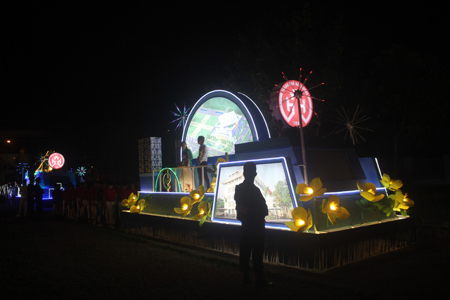 Vị khách đặc biệt xuất hiện tại Lễ hội đường phố Hải Dương - Ảnh 5.