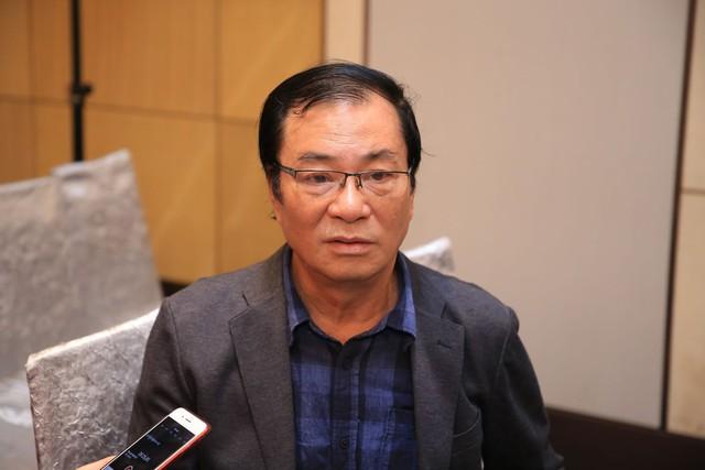 NSND Khải Hưng khen Việt Anh giỏi nghề nhưng phản đối chuyện thẩm mỹ khi đang quay phim - Ảnh 5.