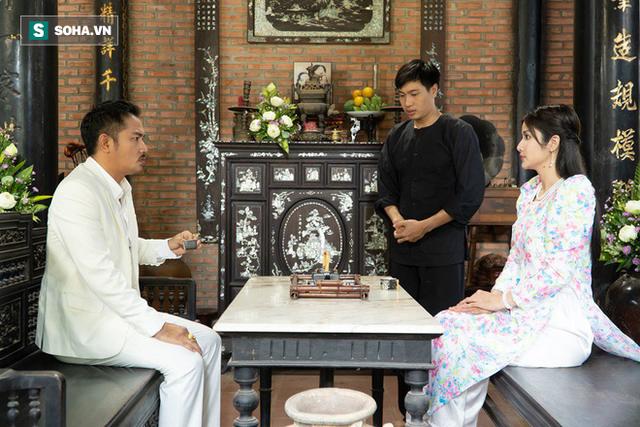 Vợ cũ cầu thủ Thanh Bình tiết lộ về vai diễn mới gây sốc, có cảnh nóng với tất cả trai đẹp trong phim - Ảnh 2.