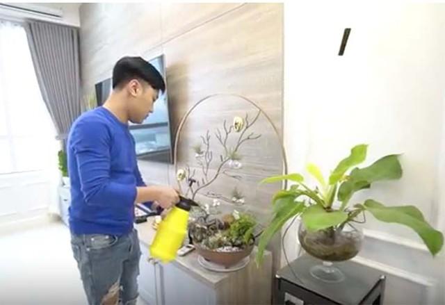 Công khai đồng tính nhưng giấu tiệt người yêu, Don Nguyễn khiến nhiều người xốn xang khi sống 1 mình trong căn hộ gần 5 tỷ đồng giữa Sài Gòn - Ảnh 5.