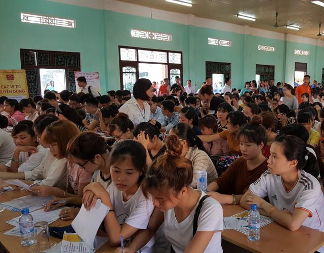 Nam Định: Góp phần giải quyết khó khăn của người lao động - Ảnh 1.