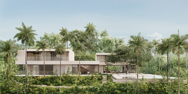 Căn nhà tuyệt đẹp bên bờ biển đốn tim bất cứ ai thích cuộc sống yên bình mà lãng mạn - Ảnh 1.