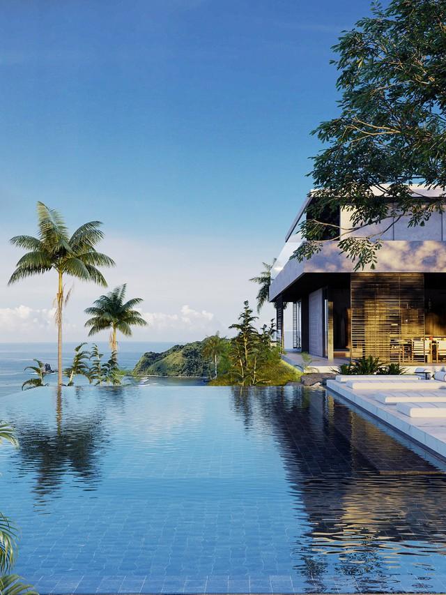 Căn nhà tuyệt đẹp bên bờ biển đốn tim bất cứ ai thích cuộc sống yên bình mà lãng mạn - Ảnh 2.