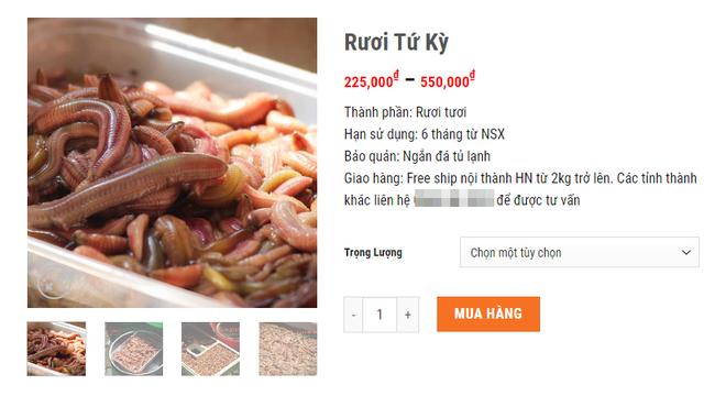 Mùa rươi đến người tiêu dùng Hà Nội lại thi nhau ghé qua khu chợ này, giá tuy cao nhưng vẫn tấp nập người mua  - Ảnh 12.