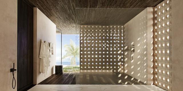 Căn nhà tuyệt đẹp bên bờ biển đốn tim bất cứ ai thích cuộc sống yên bình mà lãng mạn - Ảnh 13.