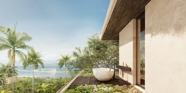 Căn nhà tuyệt đẹp bên bờ biển đốn tim bất cứ ai thích cuộc sống yên bình mà lãng mạn - Ảnh 14.