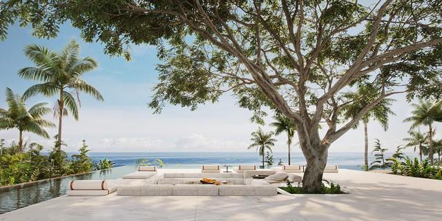 Căn nhà tuyệt đẹp bên bờ biển đốn tim bất cứ ai thích cuộc sống yên bình mà lãng mạn - Ảnh 3.