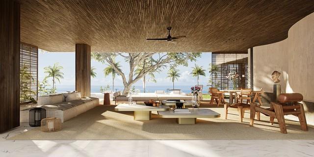 Căn nhà tuyệt đẹp bên bờ biển đốn tim bất cứ ai thích cuộc sống yên bình mà lãng mạn - Ảnh 5.