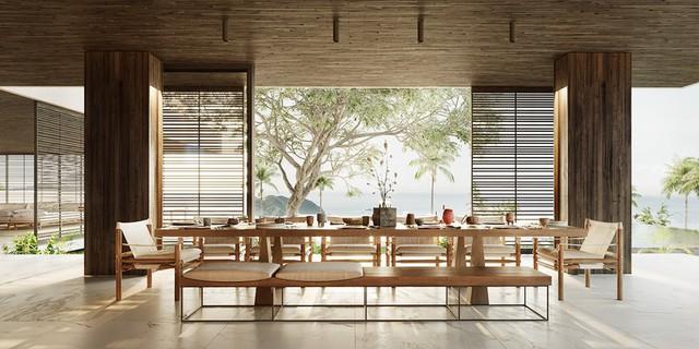 Căn nhà tuyệt đẹp bên bờ biển đốn tim bất cứ ai thích cuộc sống yên bình mà lãng mạn - Ảnh 7.