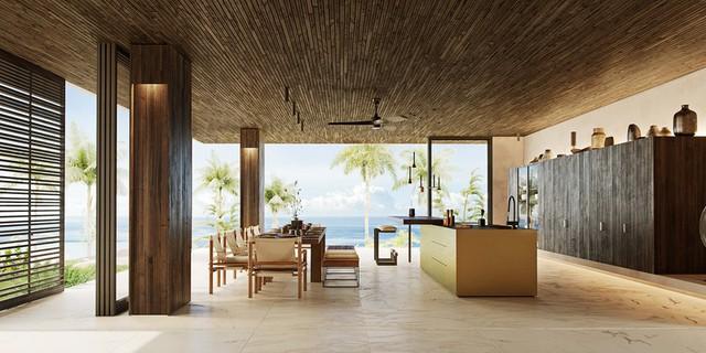 Căn nhà tuyệt đẹp bên bờ biển đốn tim bất cứ ai thích cuộc sống yên bình mà lãng mạn - Ảnh 8.