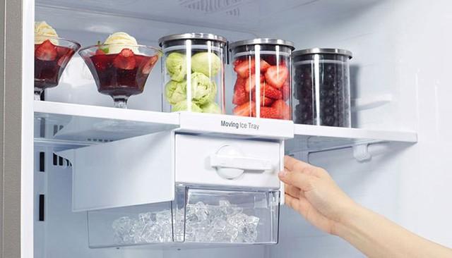 Bao lâu thì nên làm sạch ngăn đông tủ lạnh một lần để tránh tình trạng nhiễm khuẩn đồ ăn - Ảnh 1.