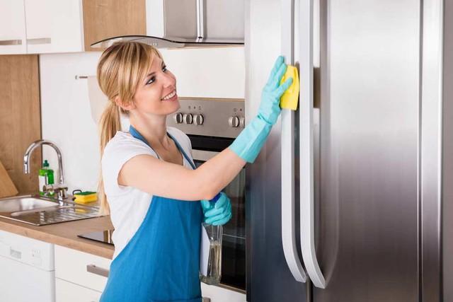 Bao lâu thì nên làm sạch ngăn đông tủ lạnh một lần để tránh tình trạng nhiễm khuẩn đồ ăn - Ảnh 3.